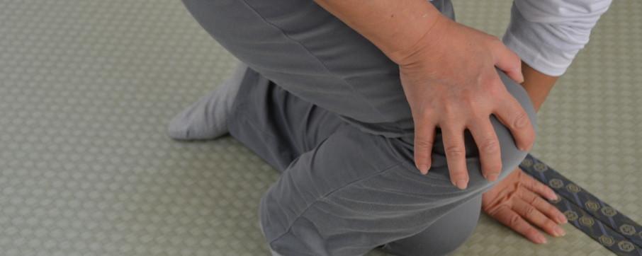 膝の痛み・しびれ
